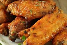 Food / Chicken wings look yummy and easy