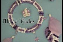 koraliki hama / wzory i gotowe obrazy stworzone z koralików hama midi