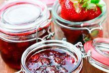 ZAVAŘOVÁNÍ, STERILOVÁNÍ, NAKLÁDÁNÍ Z ČECH I ZE SVĚTA / Marmelády, džemy, želé, sirupy, šťávy.....paštiky, konzervy....vše z ovoce, zeleniny, masa.