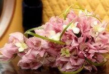 Druppel of waterval boeket/ waterfall bouquet / Bruidsboeketten in druppel of waterval vorm
