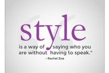Fashion + Style Quotes
