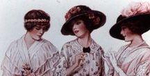 La Belle Epoque inspiration / Den ljuva epoken 1871- 1914