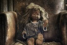 Haunted/scary/creepy/abandoned / by Karen Borgelt