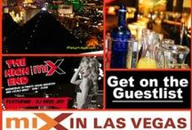 Mix Lounge at THEhotel with iPartyinVegas / by iPartyinVegas