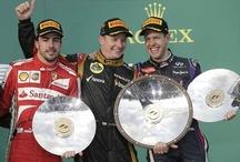 Kimi Raikkonen is No1