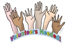 Volunteering  / by Tiffany Whichard