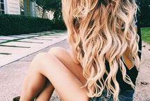 Hair (: / by Jenny Zamora