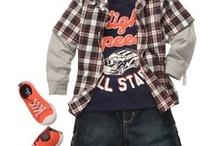 My Boy's style!!