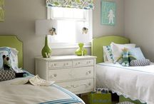 Pretty/Cool Girl Bedrooms