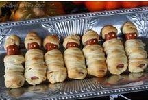 Halloween od kuchni / Przepisy, propozycje kulinarne na Halloween
