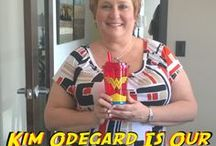 Kim Odegard Team Funnies / It is very important to bring your personality into your work. We strive to have fun with business. Happiness brings more happiness.