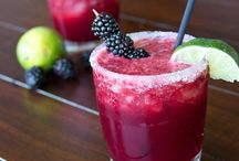 ℓσω-çåℓσɾιє çσçктåιℓѕ / Low cal options for alcoholic and non alcoholic beverages for every season !