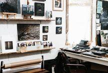 Studio - Work space