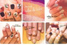 nail…salon de iiiiiko / nail http://instagram.com/ikokaga  出張ネイル…salon de iiiiiko