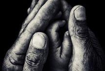 hands 手