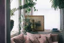 Interior - Colourful rooms