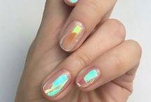 nail art da favola / nail art