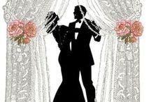 Скрапбукинг (любовь, свадьба)