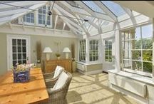 Coolest Conservatories / A collection of cool conservatories from our Properties and followers
