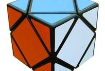 Mechanical Puzzles / Its about Rubik's Cubes and the like.