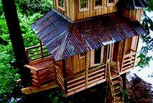 LAS MARAVILLOSAS CASAS ARBOREAS/ The wonderful houses of the tree