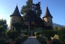 Chateau / Chateau de Picomtal