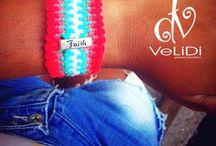 ⨀ My Colourful Walk ⨀ /  HandWoven Boho Fashion Bracelets - Ελληνικά Βραχιόλια Χειροποίητα