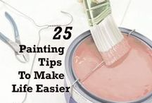 Painting Hacks / These 25 Painting Tips Will Make Redoing That Wall Way Less Stressful