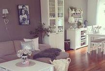 Wohnideen / Verschiedene Wohnideen, Einrichtungsvorschläge und individuelle Möbel.