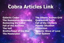 Cobra - The Resistance Movement - Illuminati, Reptilians, Archons, Rothschilds etc - quotes / Cobra's information comes from direct physical contact (not channeled) with various off-world groups (Resistance Movement, Pleiadians, etc) and individuals infiltrated within various structures on the surface of this planet, all of them working for the liberation of this planet --- The Resistance Movement - Archons - Illuminati - Metaphysics - Reptilians - Secret Space Program