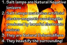 BENEFITS ofHimalayan salts/ lamps/Sole