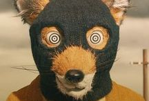 "Fantastic mr fox / ""The cuss!!"""