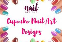 Cupcake Nail Art Designs / If you love cake as much as I do why not show it ? Express your love for cupcakes on your nails!
