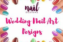 Wedding Nail Art Designs / On your wedding day, everything needs to be perfect; including your nails.