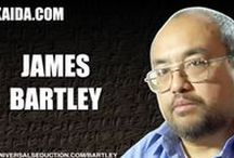 James Bartley - Extraterrestrials / James Bartley - Extraterrestrials - Abductions - MILABS - MK Ultra - Reptilians - UFOs - Illuminati - Ancient History - Technology - Solar System - Metaphysics - Spirituality - Aliens - Military - Conspiracy
