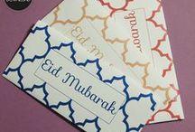 Ramadan- und ´Id- Ideen / Ideensammlung von der Gestaltung des Fastenmonats Ramadan und der islamischen Feste