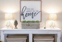 Home -living room