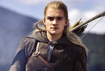 Legolas / My favourite character from LOTR. He is just plain awesome! / by Sarah Haynes