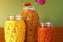 crocheted ideas / by Amanda Honea