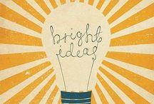 Bright IdEaS / DIY / by **H**