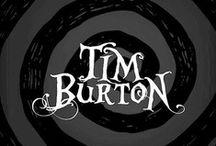 TIM BURTON / by **H**
