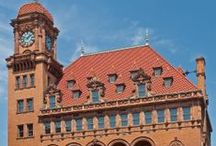 Terra Cotta Tiles - Institutional Projects