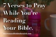 { Prayer }