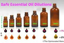 oils for skin / Great suggestions for essential oils and carrier oils for all skin types
