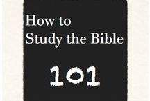 { Bible Studies } / Great Bible studies for personal and group settings.