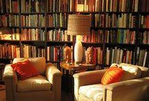 Il paradiso del lettore / I luoghi perfetti per leggere i nostri libri preferiti!