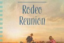 Rodeo Reunion - Book 8 - Texas Rodeo Series / This is my 11th book published by Love Inspired Heartsong Presents. / by Shannon Taylor Vannatter