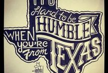 Texas / Inspiration for Texas books / by Shannon Taylor Vannatter