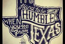 Texas / Inspiration for Texas books