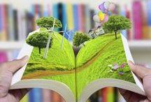 Magia książki / zakładki do książęk